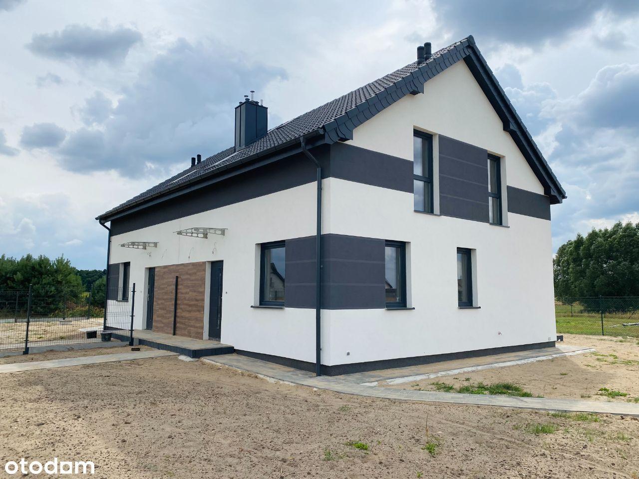 Osiniec - Nowoczesny dom z ogrodem