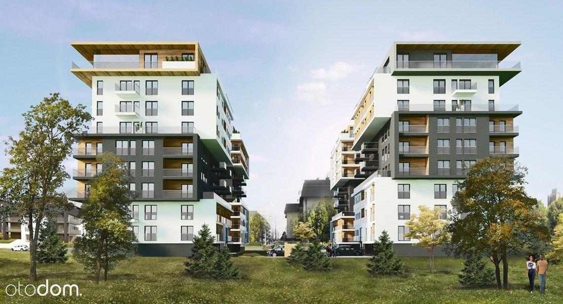 """Przestronne mieszkanie """"Osiedle Nowa Dąbrowa"""" A42"""
