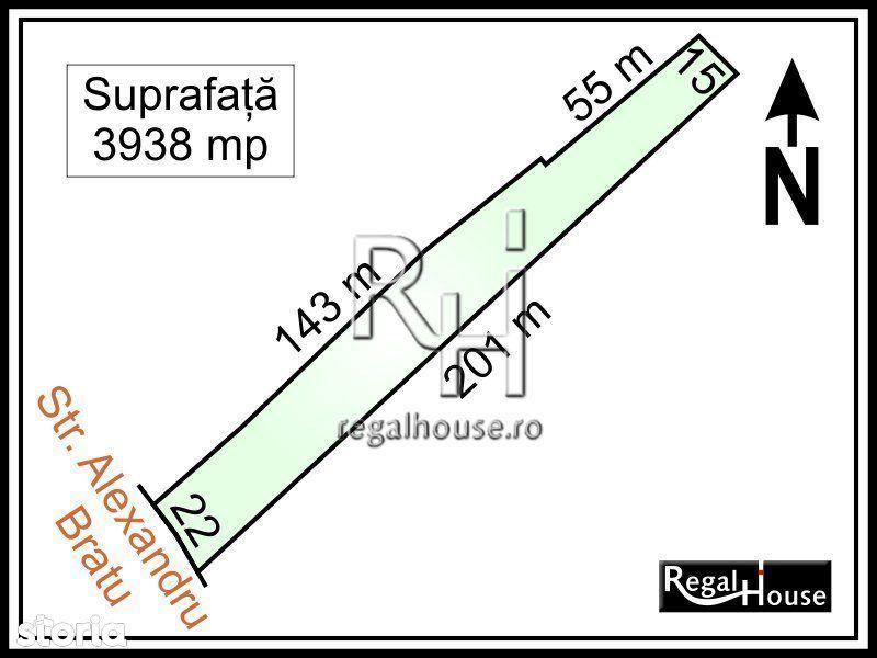 Baneasa - Sisesti, Dirijorului, teren 3938 mp