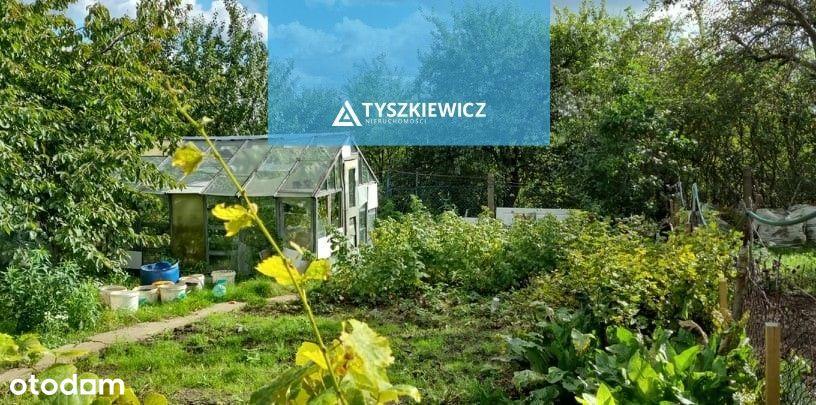 Domek z działką obok parku Oliwskiego