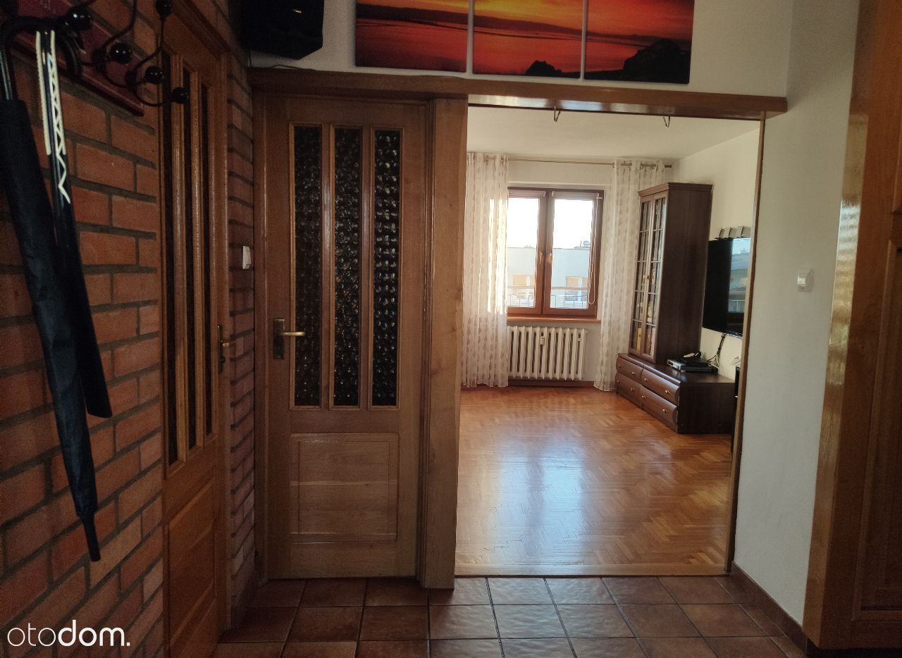 Mieszkanie M5, 72,5 m2 na Górzyskowie ul. Gersona