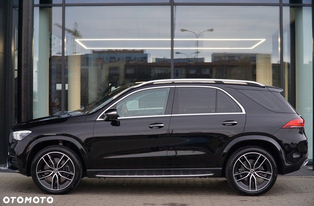 Mercedes-Benz GLE 450 4M AMG Off-Road PanoDach Ambient Burmester LED - 7