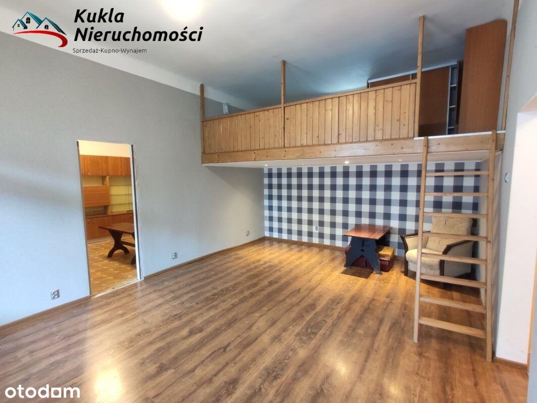 Mieszkanie dwupokojowe w samym sercu Krakowa