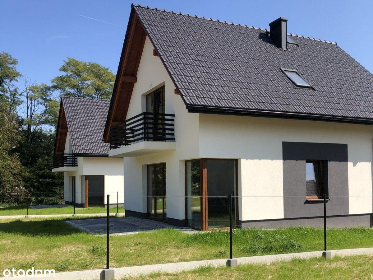 Więckowice | Ostatnim dom w sprzedaży | 6,5ar