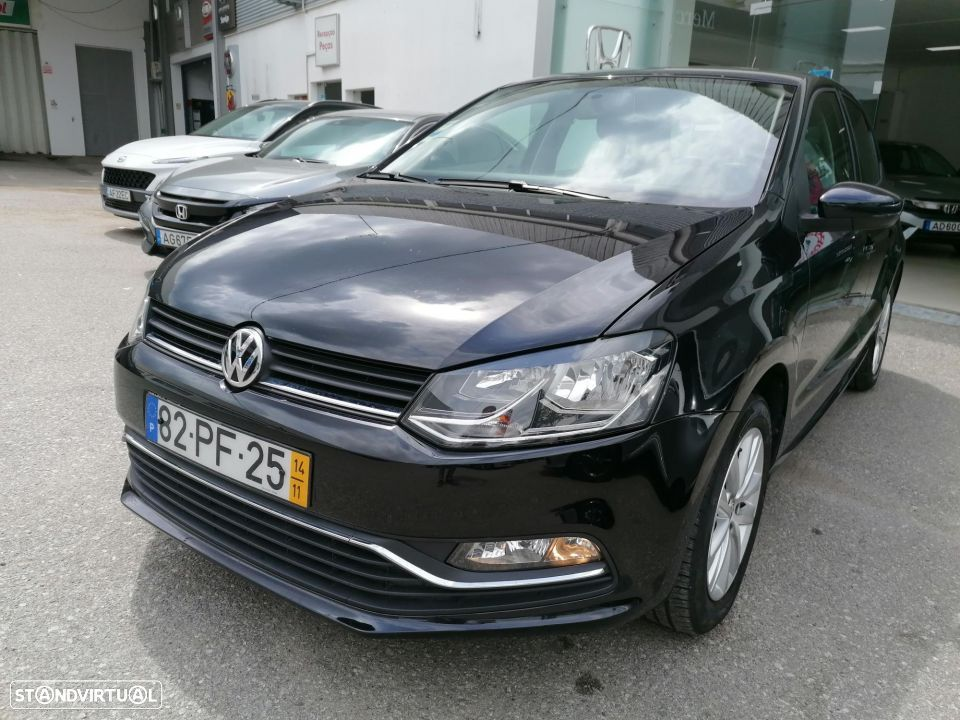 VW Polo 1.2 TSi Confortline - 1