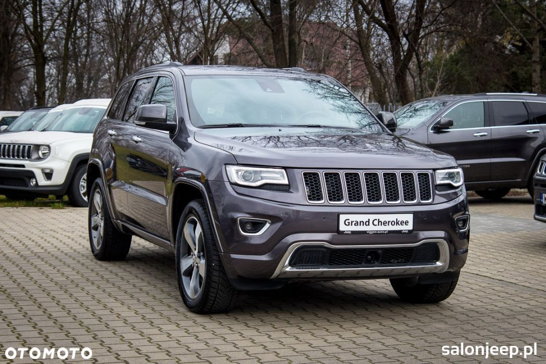 Jeep Grand Cherokee 3.0 CRD Overland Super stan - 2