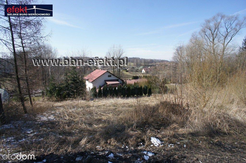 Działka, 1 830 m², Mazańcowice