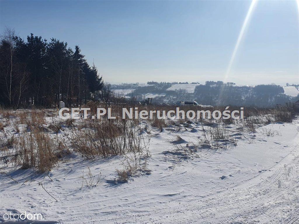 Ładne działki budowlana niedaleko Wieliczki