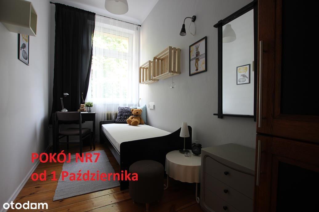 3x Pokoje w centrum Poznania od października