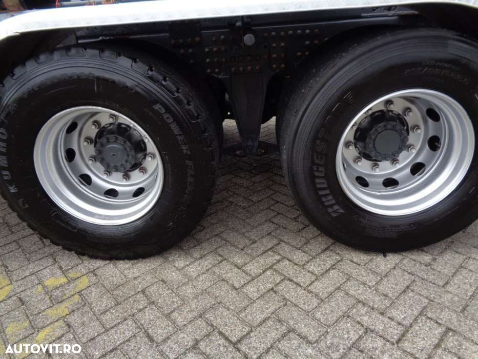 Volvo FH 400 + Euro 5 + 10 tyres + Hook system - 20
