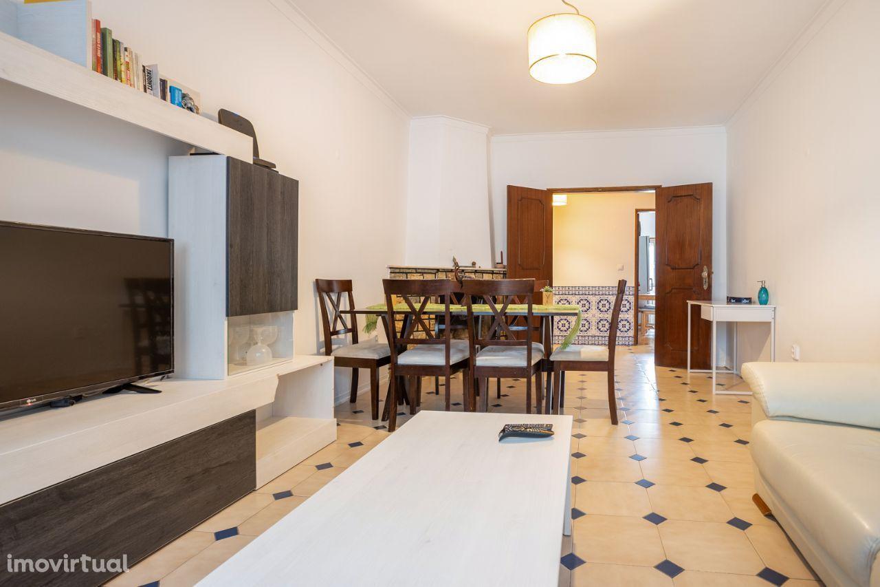 Apartamento T3 - Baixa da Banheira