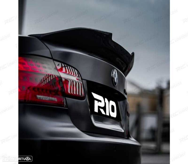 COPY OF AILERON LIP BMW SERIE 3 E92 06-14 COUPE LOOK M4 PSM CARBONO - 1