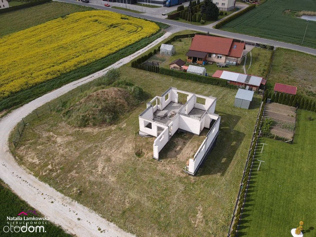 Działka, 1 500 m², Płużnica