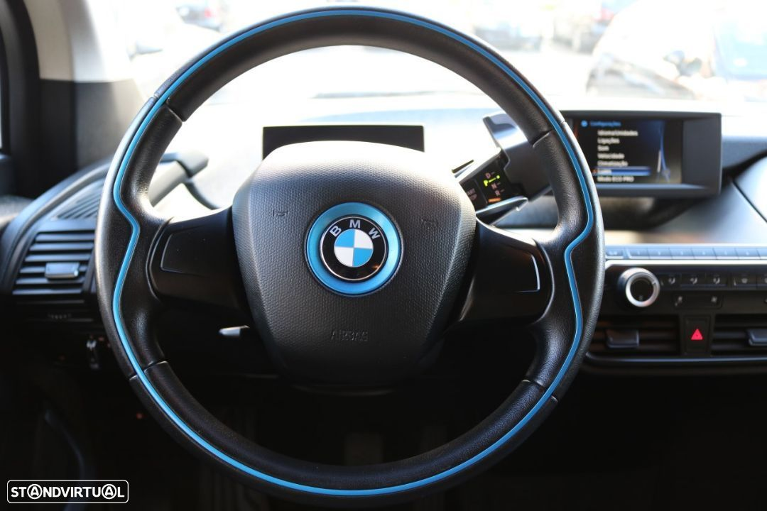 BMW i3 REx (Range Extender) BlackEdition Atelier - 13