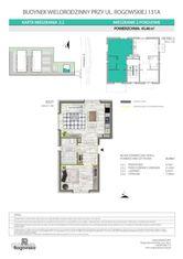 1.2 ROGOWSKA 131A funkcjonalne rozkładowe 2 pokoje