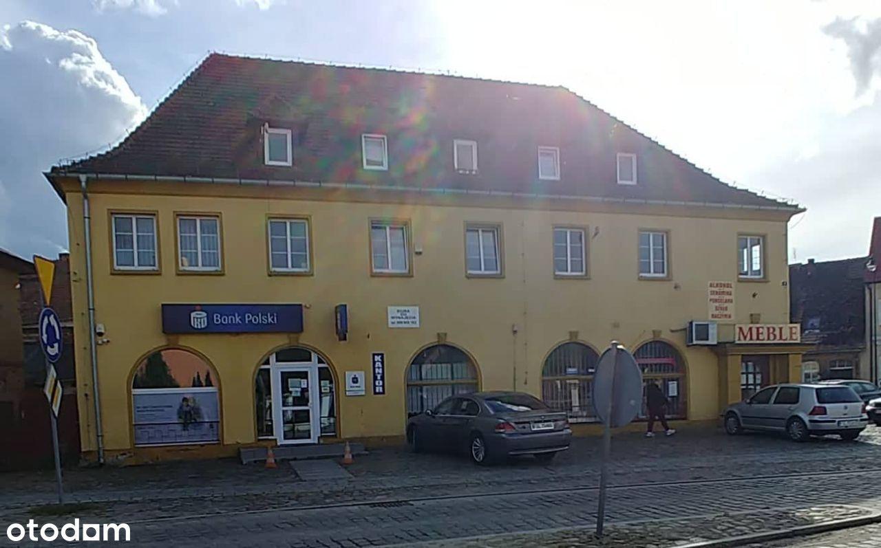 Atrakcyjny budynek handlowy administracyjny