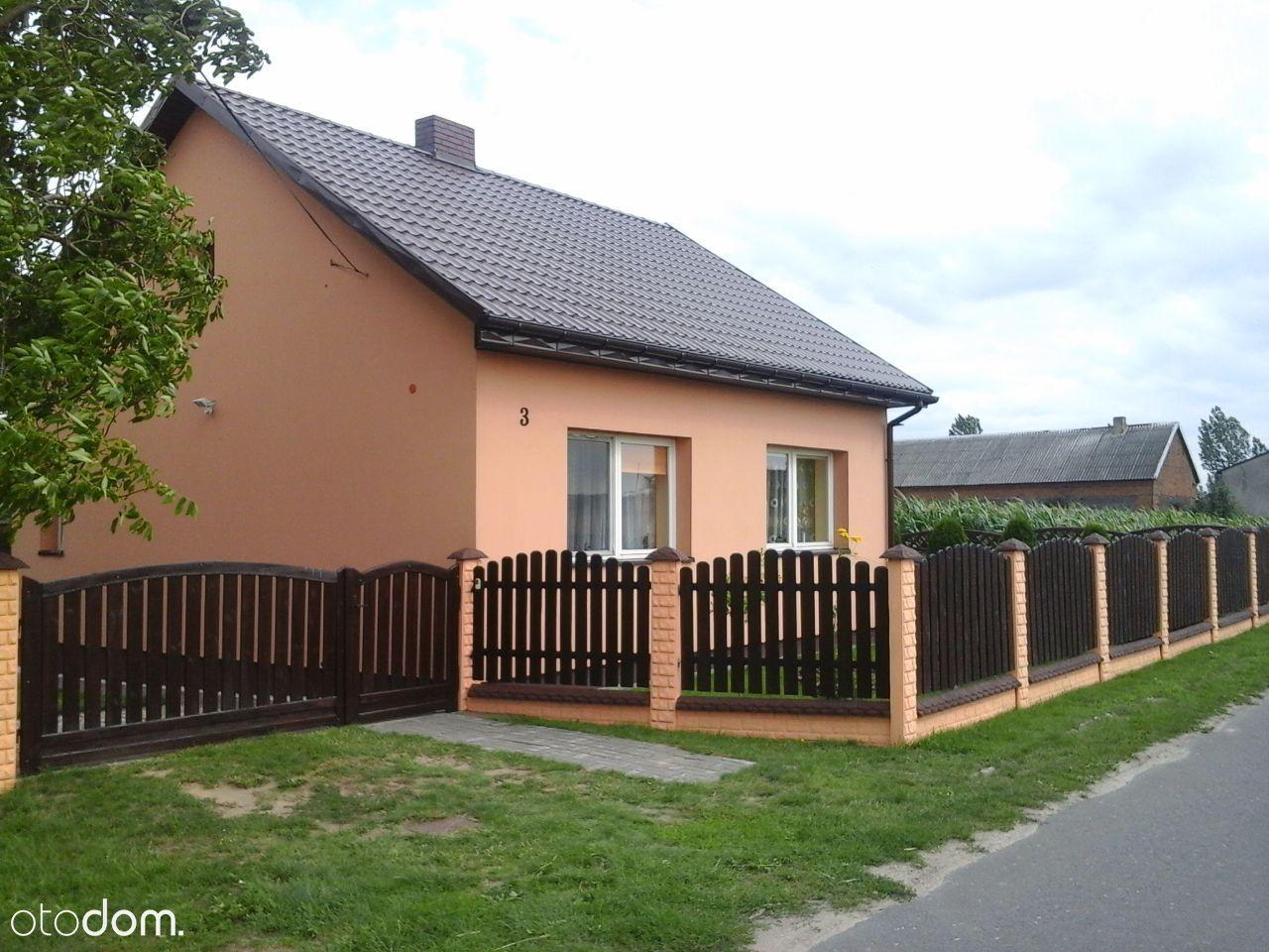 Dom Parterowy + Garaż