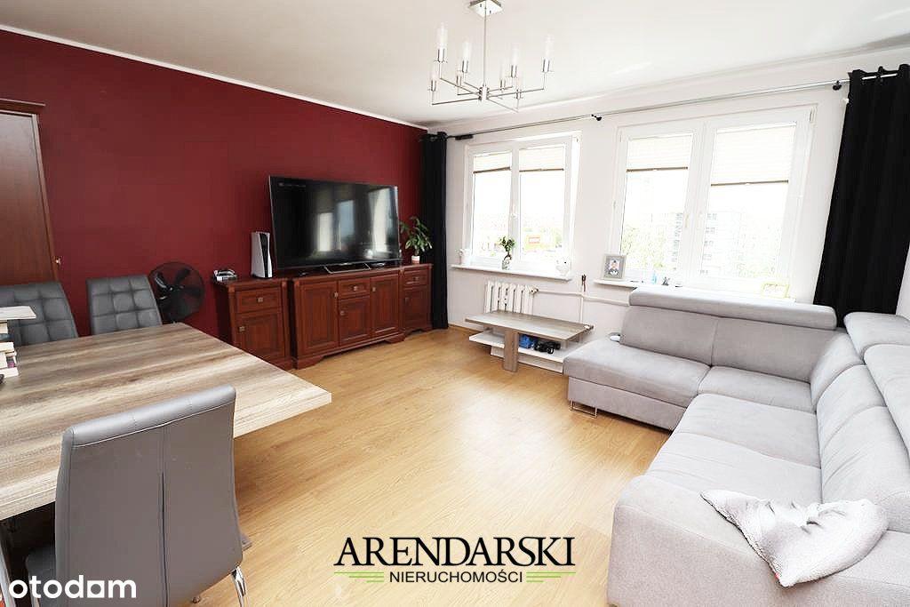 Mieszkanie, 61,60 m², Gorzów Wielkopolski