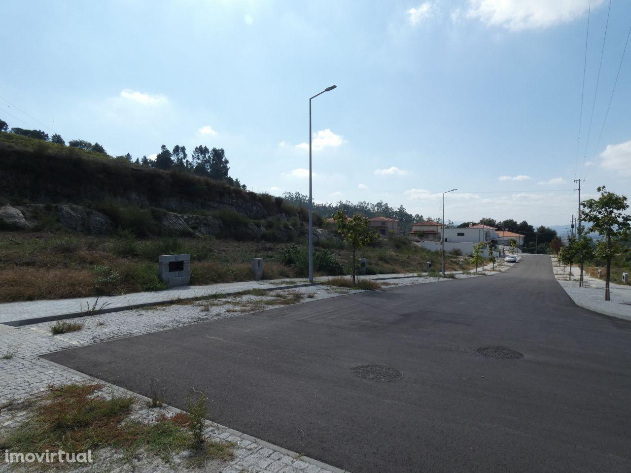 Lote Terreno para Construção - Prazins Santo Tirso - Guimarães