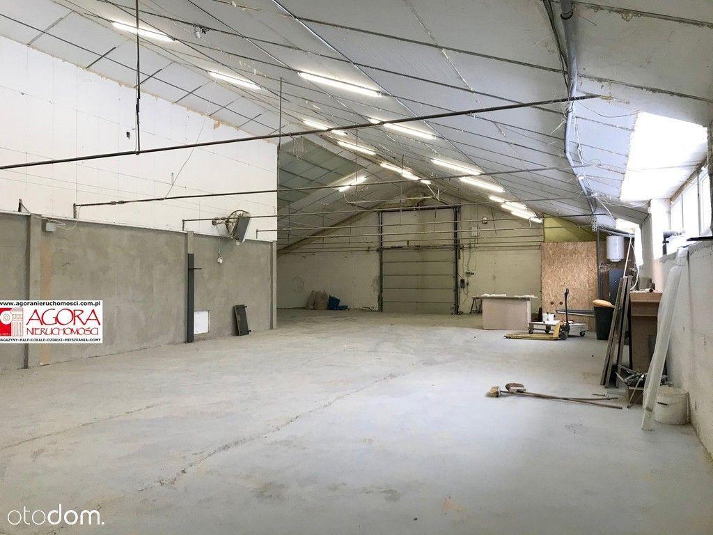 ogrzewana Hala Magazyn Produkcja 480 m2 Zabierzów