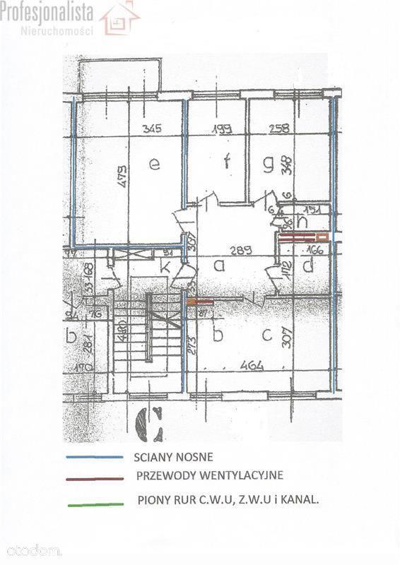 Witomino Leśniczówka;3 pokoje;balkon;wys parter