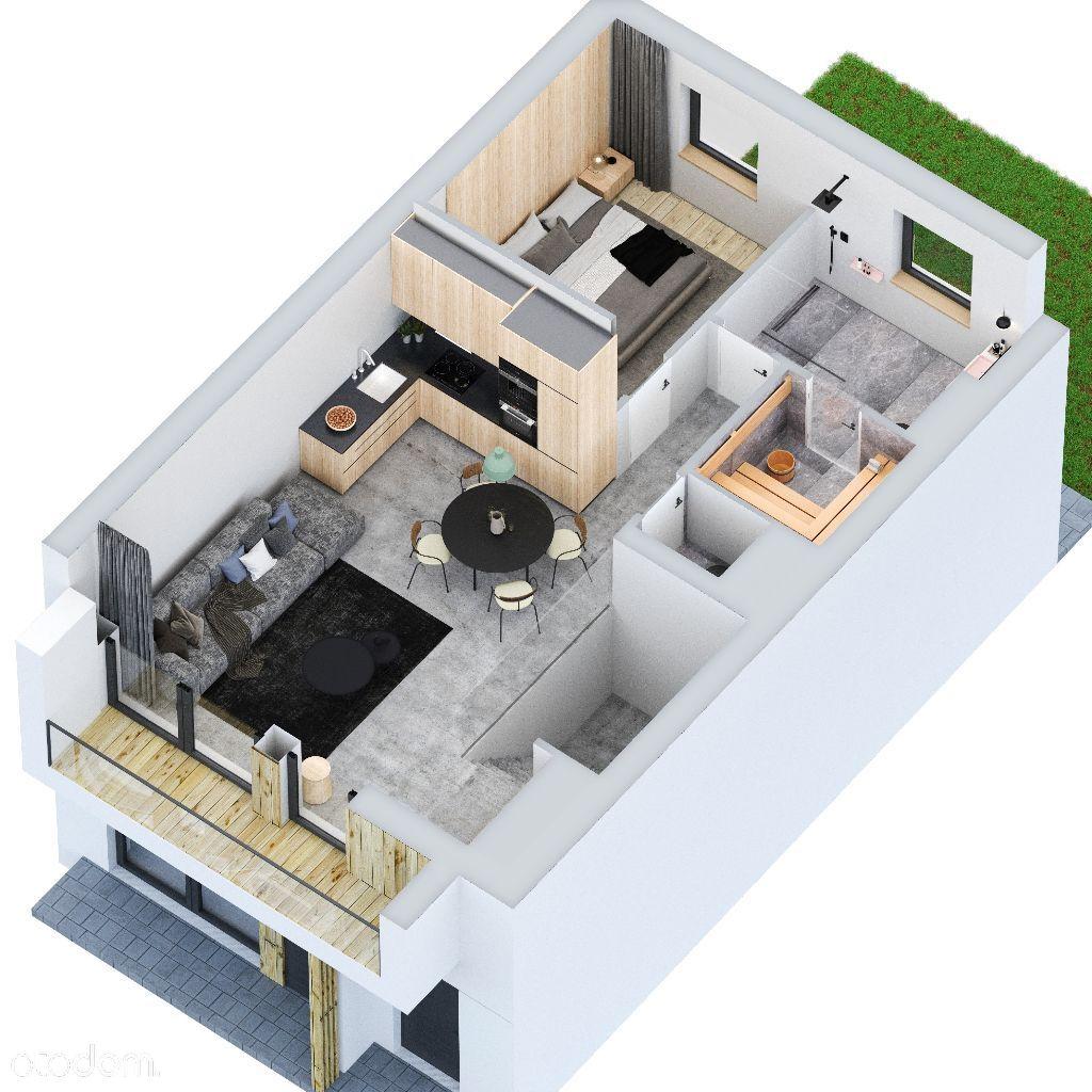 Mieszkanie Apartament Szczyrk SAUNA 5 min wyciąg