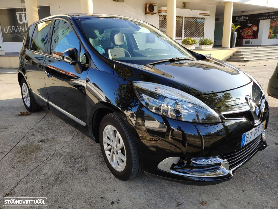 Renault Scénic 1.5 dCi Sport SS - 17