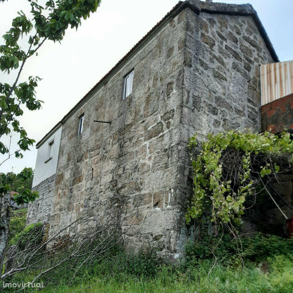 casa rústica pedra P. Nac Peneda Gerês