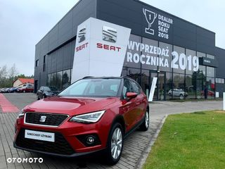 SEAT Arona FULL LED 1.0 TSI 95 KM Manual !