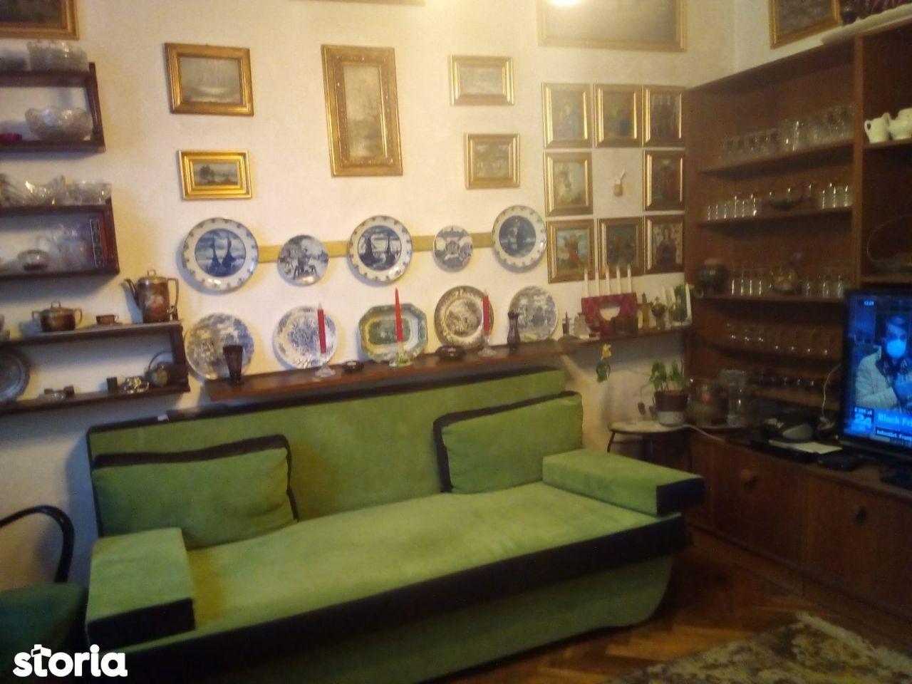 Domenii- Vila Interbelica, Zona Centrala.