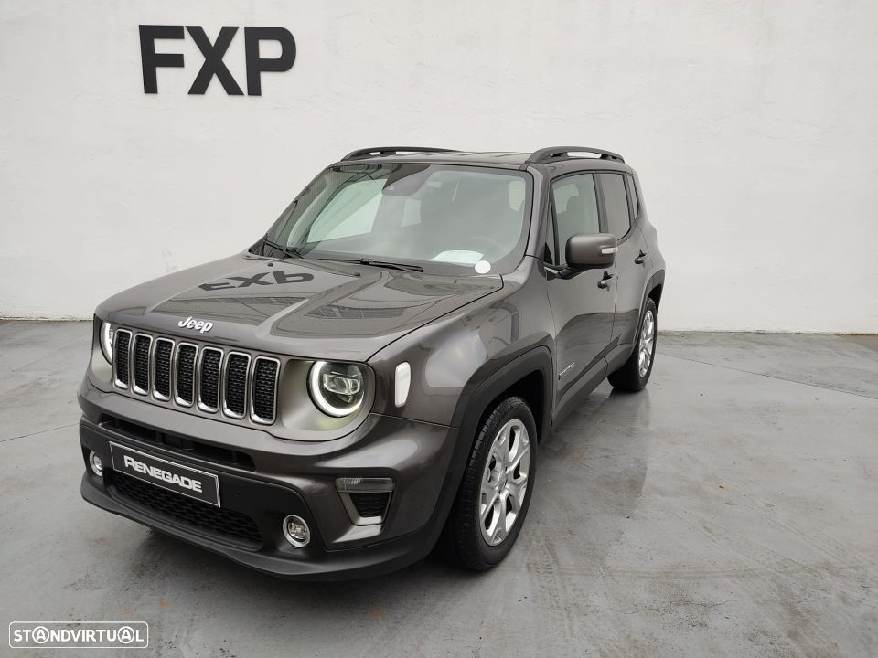Jeep Renegade 1.3 T Limited DCT - 13