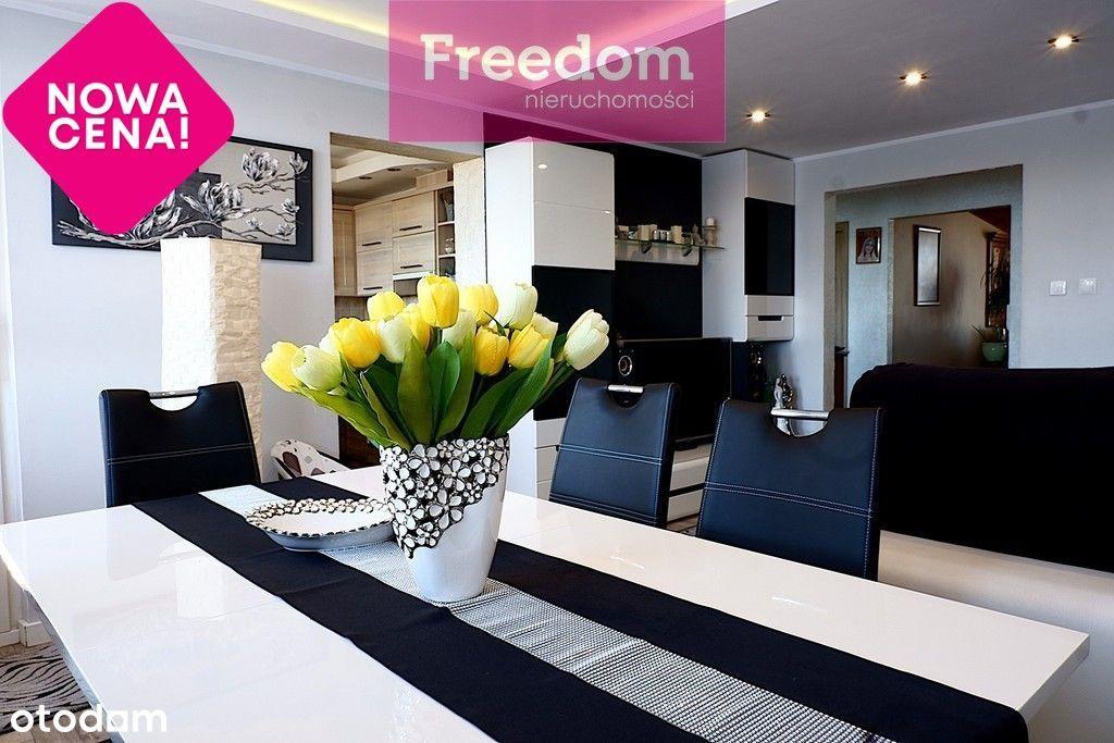 Nowa Cena! Atrakcyjne i duże mieszkanie, 107,7 m2