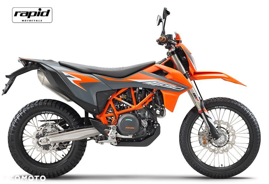 KTM  KTM 690 ENDURO R model 2021 Rapid Poznan - 1