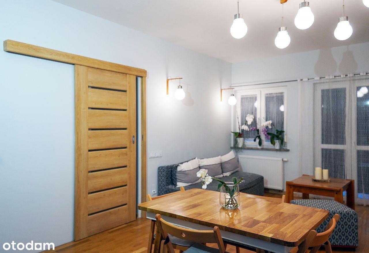 Słoneczne mieszkanie w szeregowcu - 4 pokoje+garaż