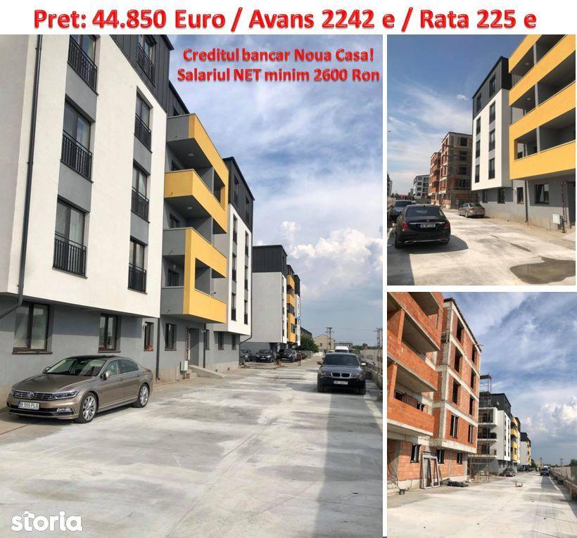 Diamond Apartments / Garsoniere si Apartamente 2 camere noi finalizate