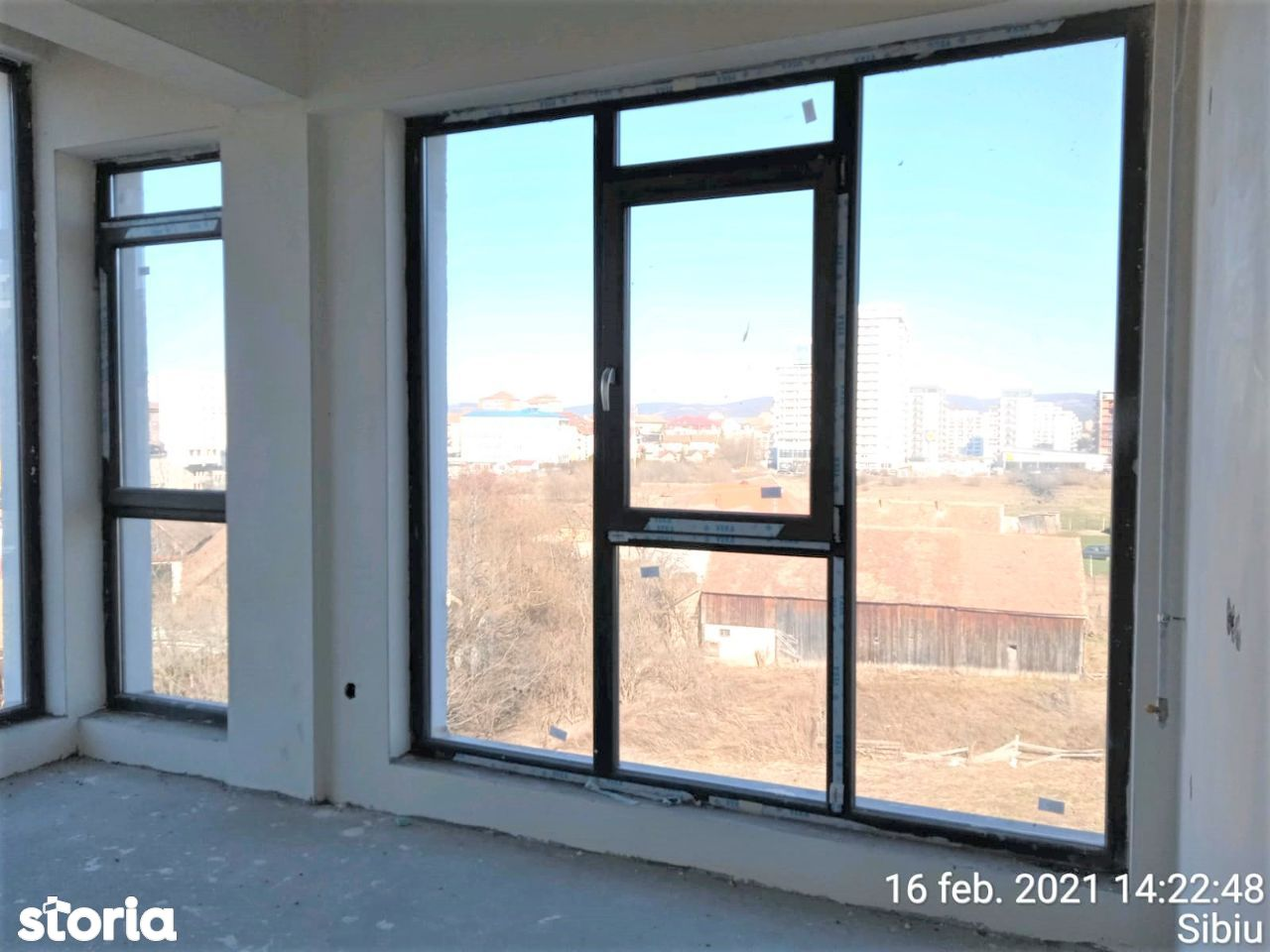 Apartament 2 camere cu terasa mare - strada Doamna Stanca, Ostirii