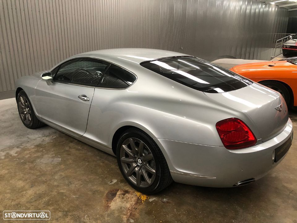 Bentley Continental GT 6.0L W12 - 4