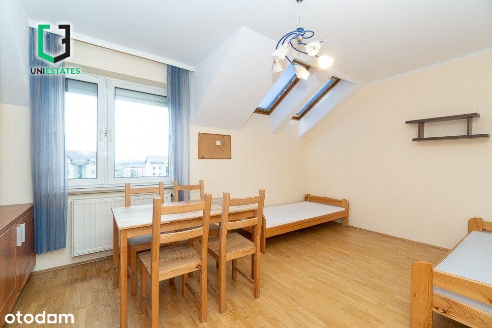 4 pokoje | osobna kuchnia | Dwa poziomy | Ruczaj