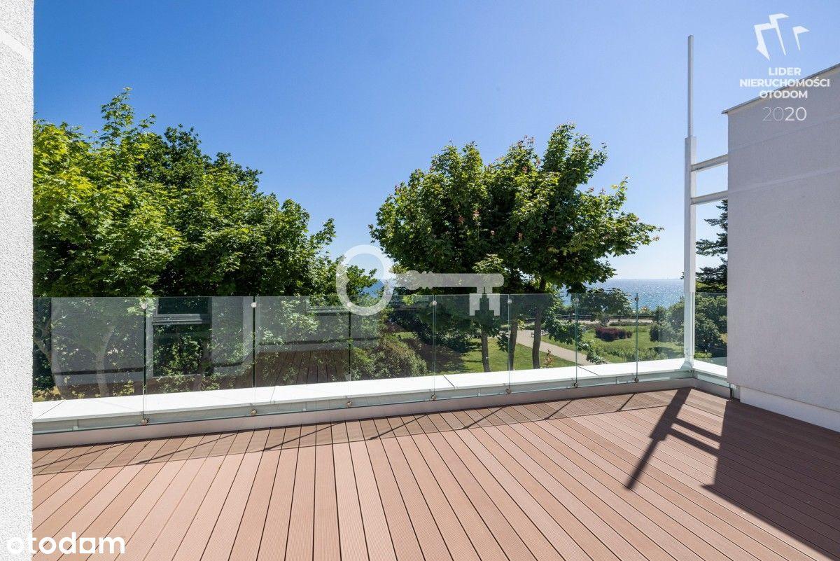 Orłowo | dom z widokiem na morze | 3 sypialnie