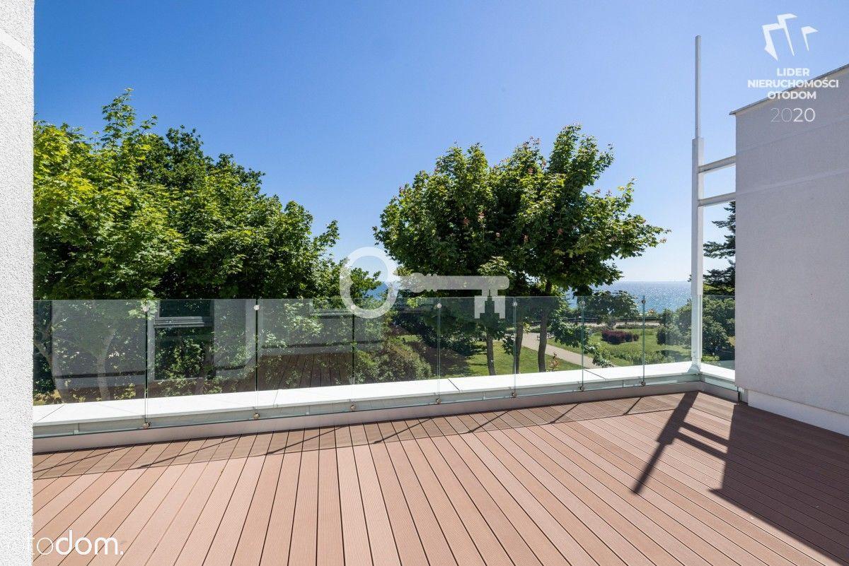 Orłowo   dom z widokiem na morze   3 sypialnie