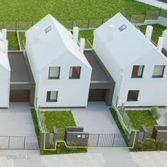 Elizówka Park - K16.5 dom jednorodzinny z garażem