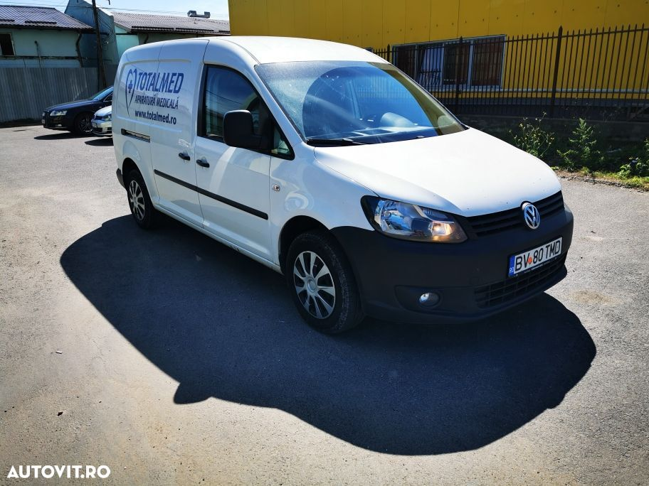 Volkswagen CADDY MAXI - 6