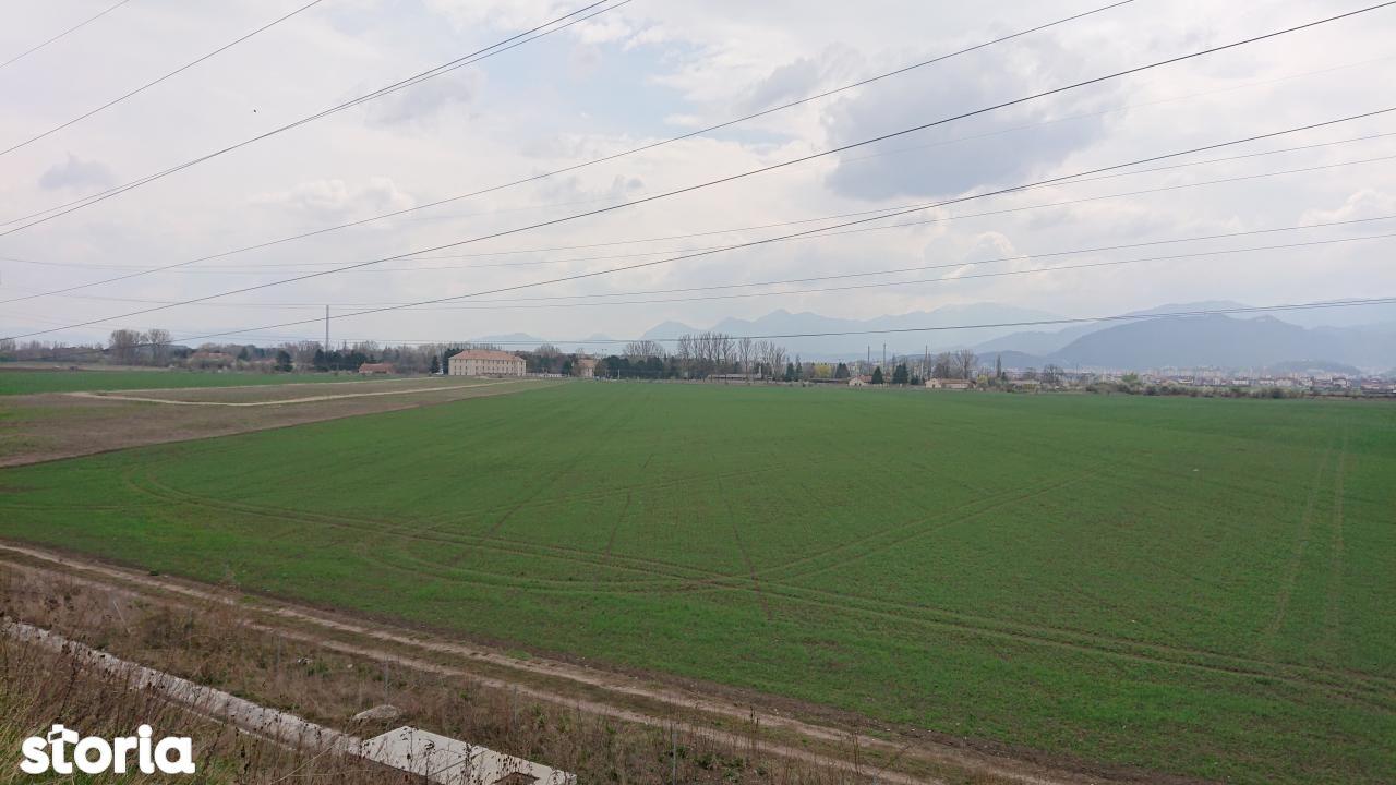 Teren de vanzare Brasov - zona Tractorul 8