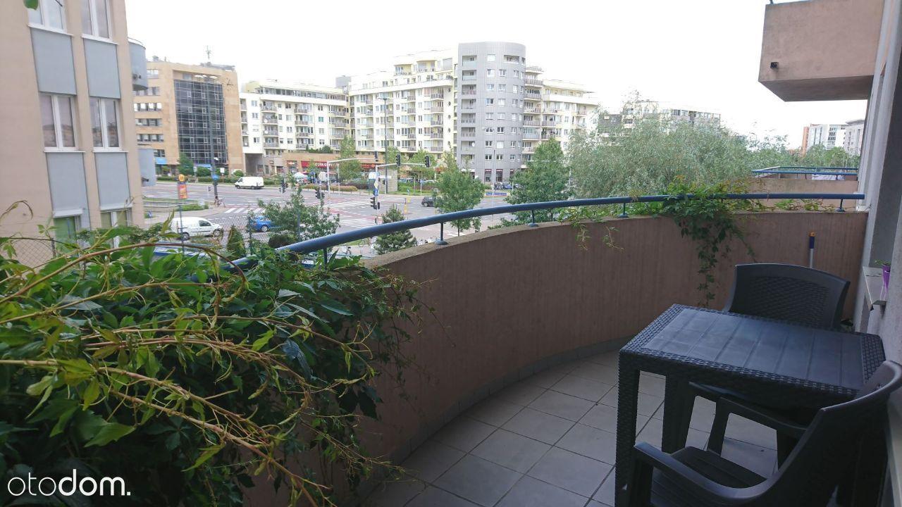 kawalerka 40m2 - duży balkon - przy metrze Kabaty