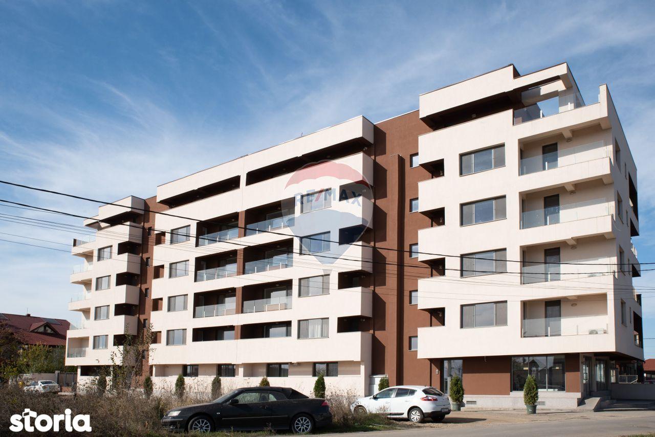 2 camere cu balcon direct dezvoltator Pipera Lake View