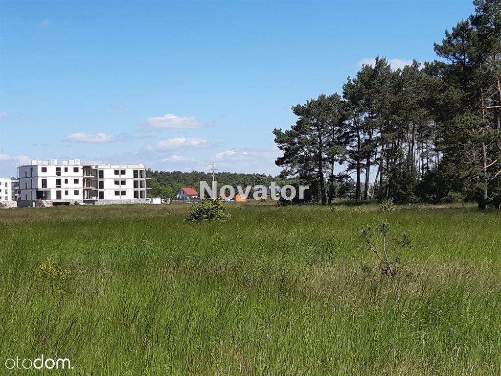 Działka Inwestycyjna Przy Dk-25 O Pow. 4186 m2