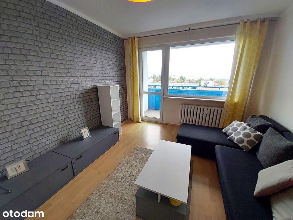 Książąt Pomorskich - mieszkanie 2pokojowe, balkon