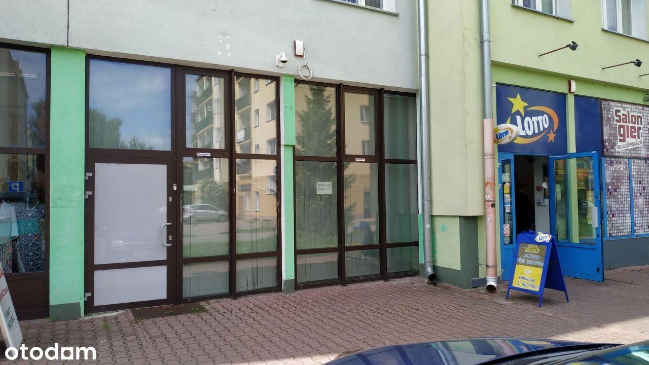 Lokal użytkowy Szymanowskiego Chełm 60m2