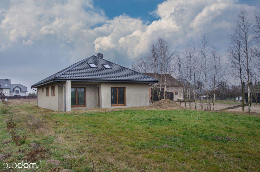 Energooszczędny dom na działce z potencjałem