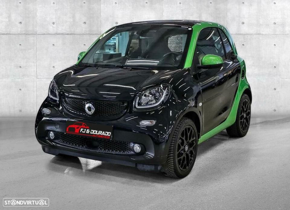 Smart ForTwo Electric Drive Prime - 23